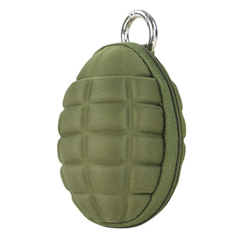 Condor Grenade Key Chain Pouch  (C-221043) - Hahn's World of Surplus & Survival - 1