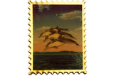 National Wildlife Federation US Postal Metal Commemorative Stamp