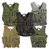 Voodoo MSP-06 Entry Assault Vest (V-20-8112) - Hahn's World of Surplus & Survival - 5