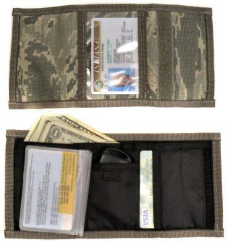 Raine Military ID/Pocket Wallet (RAINE-25WWB) - Hahn's World of Surplus & Survival