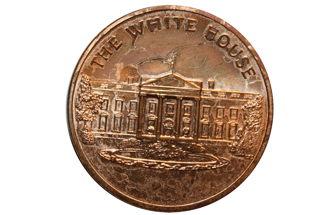 seal of the president coin