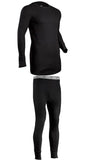 Indera ICETEX Performance Thermal Underwear - Black