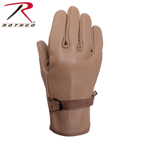 Rothco D3-A Type Leather Gloves (R-3183) - Hahn's World of Surplus & Survival - 1
