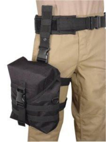 Voodoo Tactical Drop Leg Gas Mask Platform (V-15-8179) - Hahn's World of Surplus & Survival - 2