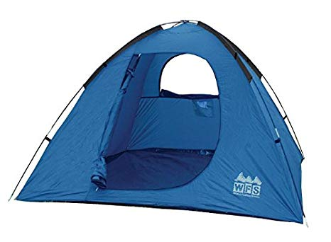 WFS Tent - Pioneer 3 Person Square Dome Style Tent (WFS-X740)