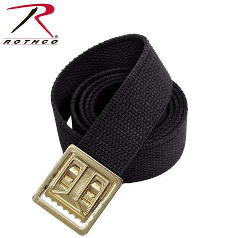 Rothco Web Belts W/Open Face Buckle / 54'' (R-4299) - Hahn's World of Surplus & Survival - 1