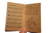 Rare 1942/43 German Song Book, Patriotic Songs, Kinderlieder- Book