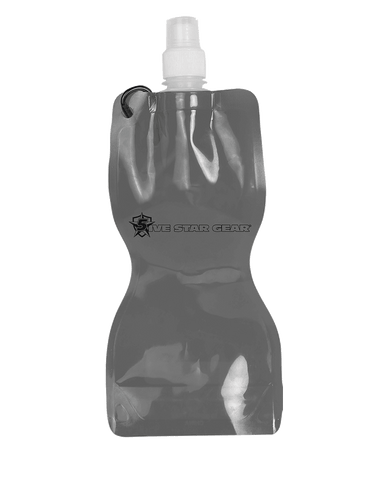 5IVE STAR GEAR Flexible Water Bottle