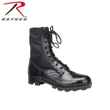 Rothco Kids G.I. Style Jungle Boot - Black (R-5081-KIDS) - Hahn's World of Surplus & Survival - 1