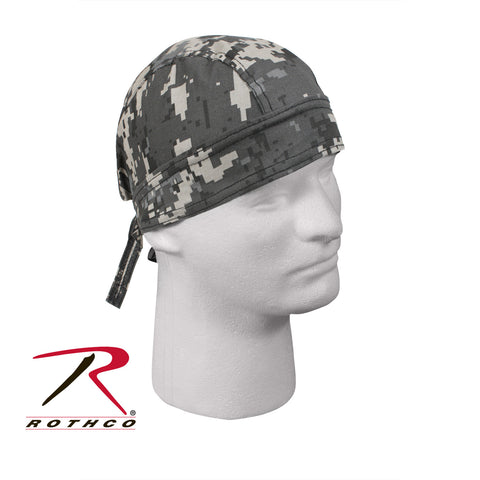 Rothco Headwrap (R-5086-5201) - Hahn's World of Surplus & Survival - 1