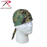 Rothco Headwrap (R-5086-5201) - Hahn's World of Surplus & Survival - 5