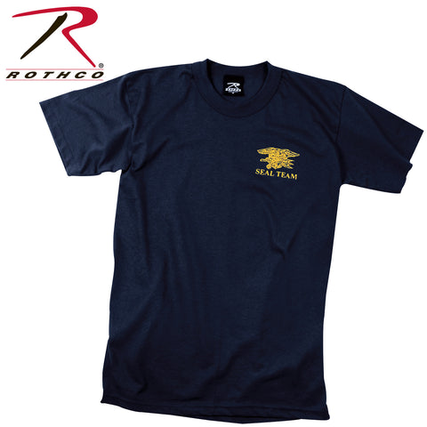 Rothco Official Navy Seals Team Logo T-Shirt (R-60030) - Hahn's World of Surplus & Survival