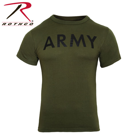 T-Shirt - Army Physical Training (PT)