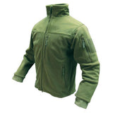 Condor ALPHA Micro Fleece Jacket OD