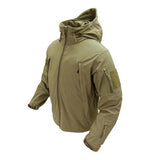 Condor SUMMIT Soft Shell Jacket (C-602) - Hahn's World of Surplus & Survival - 4