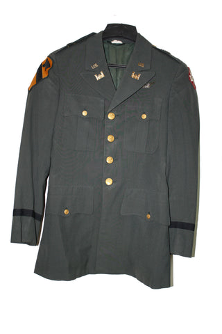 Vintage WWII US Army Corps of Engineers Jacket