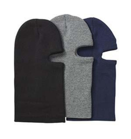 Broner Fine Gauge Knit 1 Hole Balaclava OSFM (BRONER-64-33) - Hahn's World of Surplus & Survival - 2