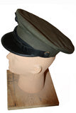 SALE Vintage USMC Peaked Cap Service Dress Hat (650HWS-C)