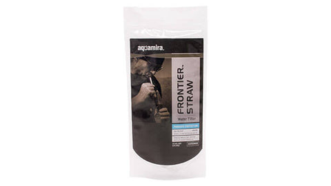 Aquamira Frontier Straw Water Filter (AT-67109)