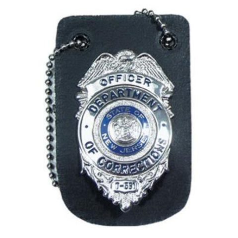 Perfect Fit Universal Badge Holder w/Chain (PF-700) - Hahn's World of Surplus & Survival