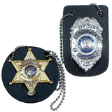 Perfect Fit Universal Neck Badge Holder w/Chain 700