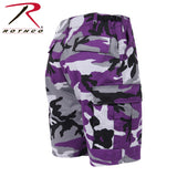 Rothco Shorts - BDU Combat - Colored Camo