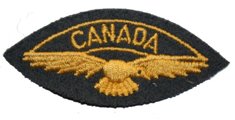 Collector's Patch: Canada Military