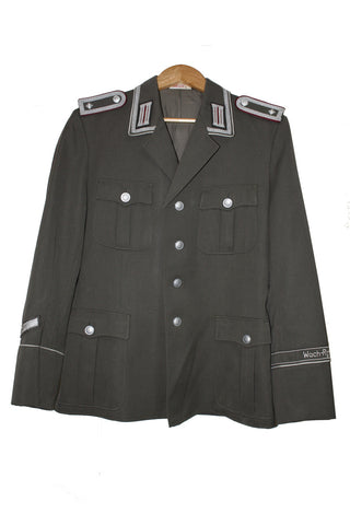 Vintage East German NVA Officer Jacket - Wach-Rgt. F. Dzierzynski