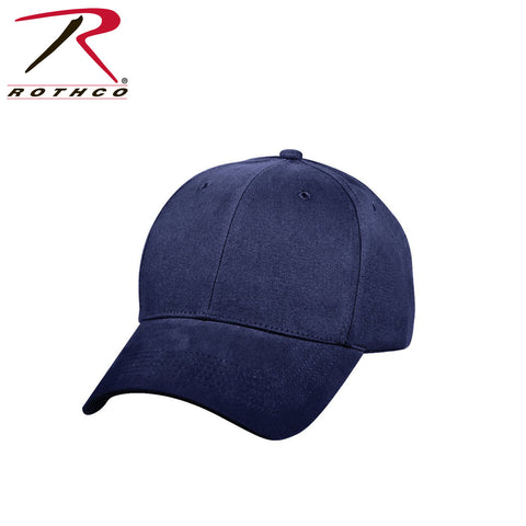 Rothco Supreme Low Profile Cap Navy Blue (R-8286) - Hahn's World of Surplus & Survival