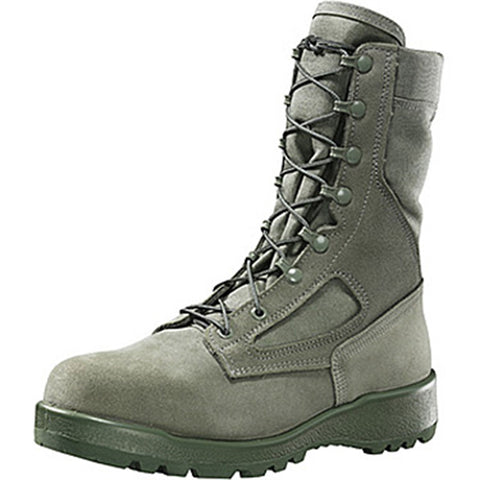 Wellco USAF Temperate Weather Combat Boot (In Box) - Sage (HWS-2B052)