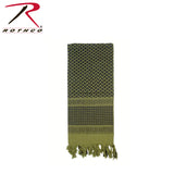 Rothco Shemagh Tactical Desert Scarf (R-8537) - Hahn's World of Surplus & Survival - 8