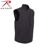 Rothco Concealed Carry Soft Shell Vest - Black (R-86500) - Hahn's World of Surplus & Survival - 2