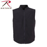 Rothco Concealed Carry Soft Shell Vest - Black (R-86500) - Hahn's World of Surplus & Survival - 3