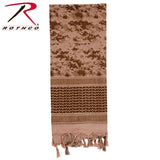 Rothco Shemagh - Tactical Desert Scarf - Digital