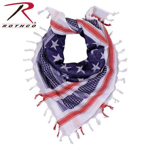 Shemagh - US Flag Shemagh Tactical Scarf