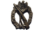 Vintage WWII German Infantry Assault Badge