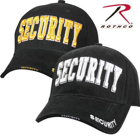 Ballcap - Security Deluxe Low Profile