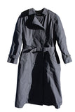 BLOWOUT SALE NEW Double Breasted Women's Military Trench Raincoat w/Liner