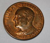 SALE Rebuild With Roosevelt. Lucky Tillicum Political Token