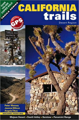 California Trails Desert Region (HWS-2734) - Hahn's World of Surplus & Survival