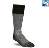 Carhartt Extreme Cold Weather Boot Socks - Heather Black (CH-A66)