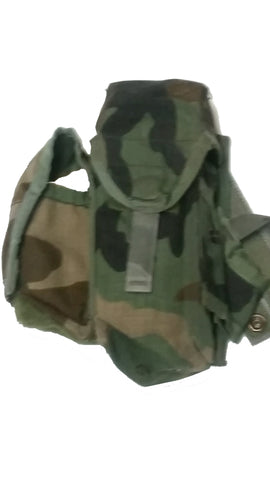 US M16 Ammo Pouch w/ Grenade Carrier (HWS-APWGC)