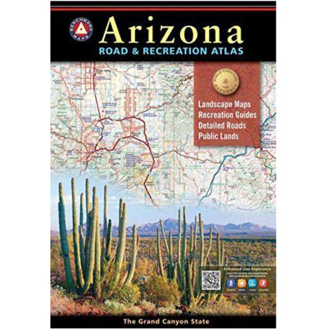 Benchmark Road & Recreational USA State Atlas