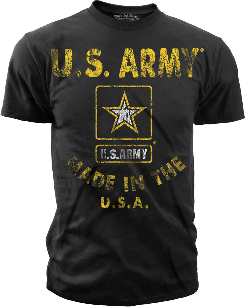 95c065976158 T-Shirt - Army Made in the USA. - US Army (MT-682) – Hahn's World of Surplus  & Survival