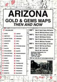 Gold & Gems Maps Then & Now (ND-GGMTN) - Hahn's World of Surplus & Survival - 2