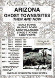 Ghost Towns/Sites Then & Now (ND-GTSTN) - Hahn's World of Surplus & Survival - 1