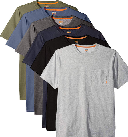 Timberland PRO T-Shirt -Base Plate Short Sleeve