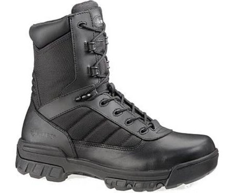 "Bates Boots - 8"" Women's Tactical Sport Side Zip - Black (E02700)"