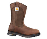 "Carhartt Boots - Wellington Square Toe 11"" - Brown"