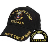 Eagle Emblems Inc. Operation PTSD Vet Cap (EM-CP00818-CA020) - Hahn's World of Surplus & Survival
